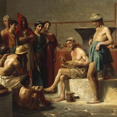 El humor en la antigua Roma