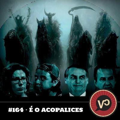 #164 (Conversas da Quarentena) É O ACOPALICES! - com Léo Rossatto e Samantha Martins