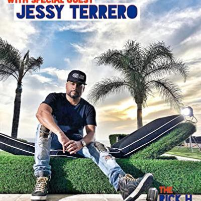 The Cinema Giant with special guest Jessy Terrero (70th Episode)