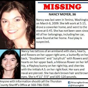 Nancy Moyer Disappearance