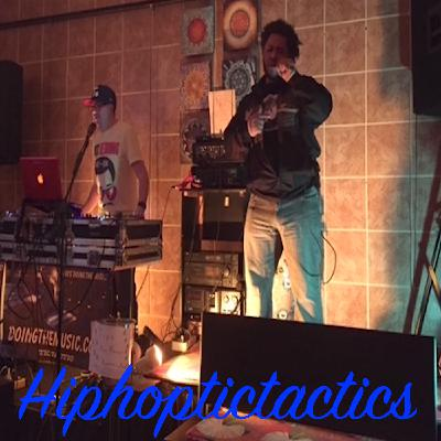 Hiphoptictactics - October 23 2019, October 30, 2019 and November 6, 2019 (Dan-e-o & TJ Habibi)