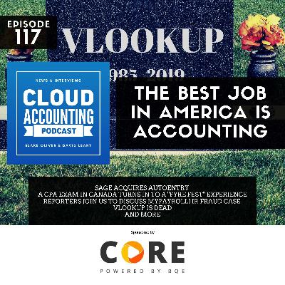 The best job in America... is for accountants!