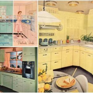 Episode 328: Evolution of the American Kitchen, From Workplace to Dreamscape,1940s-70s