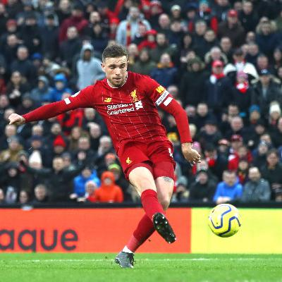 Poetry in Motion: Liverpool's winning 'stench' and why Jordan Henderson is the best midfielder in the world