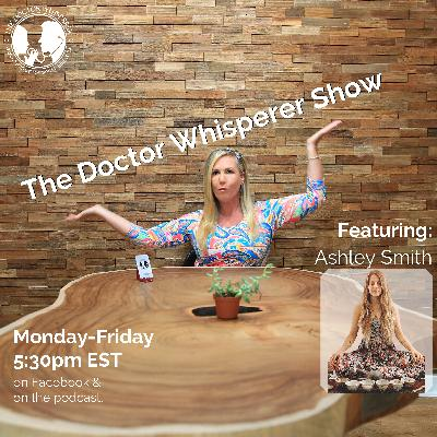 """TDW Show feat. Ashley Smith of """"Into The Heart"""" discusses personal healing during COVID-19"""