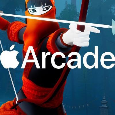 320 Apple Arcade