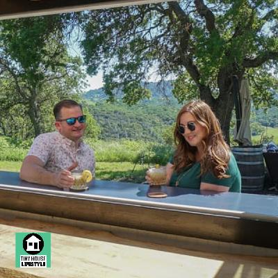 From Tiny House Dreamers to Trailer Manufacturer with Joshua and Shelley Engberg of Tiny House Basics