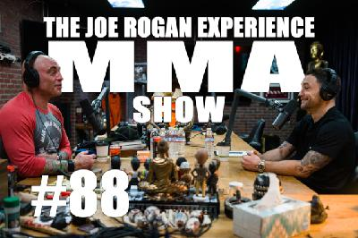 JRE MMA Show #88 with Frankie Edgar