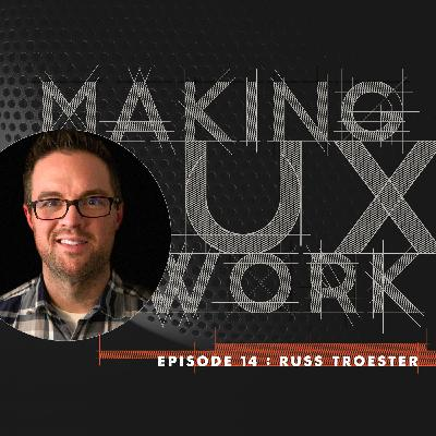 Episode 14, Russ Troester: inspiration, encouragement + resilience