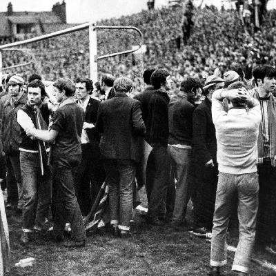 REVISITED - NUFC legend Frank Clark recounts the infamous Rangers riot at St James' Park