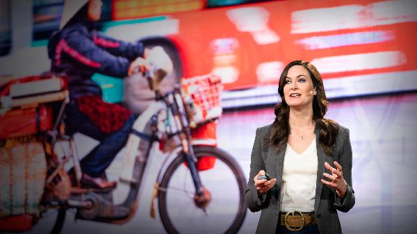 How empowering women and girls can help stop global warming | Katharine Wilkinson