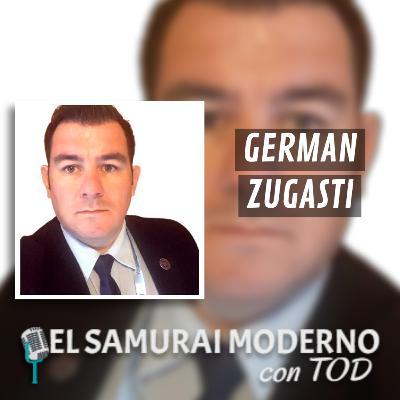 German Zugasti | El Samurai Moderno Podcast