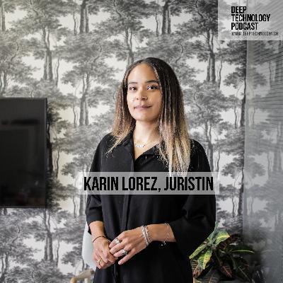 Wie denkt eine Juristin über neue Technologien? Karin Lorez