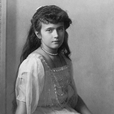 Anastasia Romanov, une princesse à l'origine de nombreuses légendes