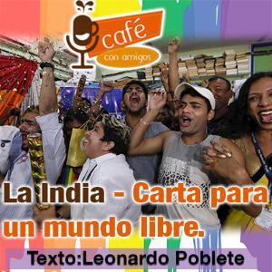 Extra 4 - La India - Carta para un mundo libre.