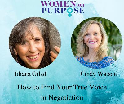 048: How to Find Your True Voice in Negotiation
