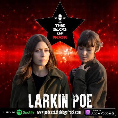 LARKIN POE (Tennessee - Teil 1) - Special: AMERICAN ROADTRIP