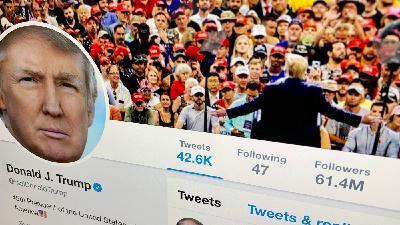 President Trump's (Anti-)Social Media