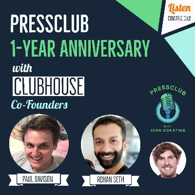 Clubhouse founders interview: Inventing serendipity with Paul Davison and Rohan Seth