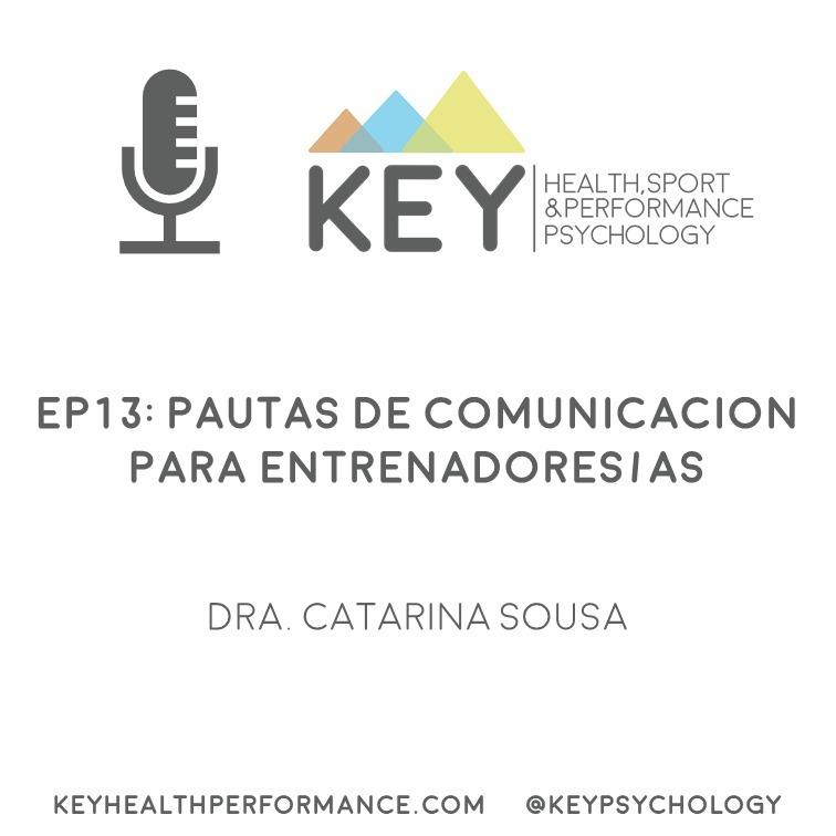 EP13: Pautas de comunicación para entrenadores/as