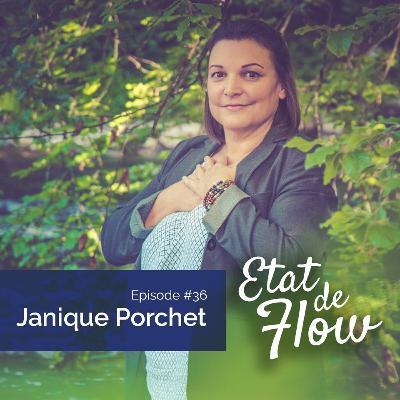 #36 - Janique Porchet - Avec l'EFT, on revient à soi, sans toutes nos couches émotionnelles