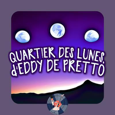 Piste 5 💿 Quartier des lunes, d'Eddy de Pretto : lieu de la conquête masculine