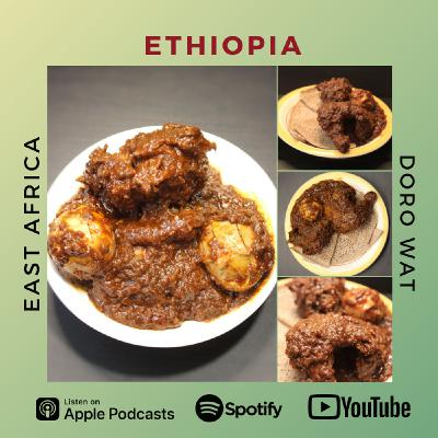 Ethiopia - Doro Wat
