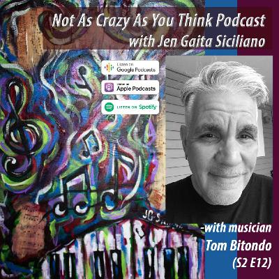 The Creative Learner: Expressing Mood Through Music and Art with Musician Tom Bitondo (S2, E12)