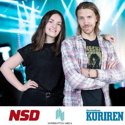 NSD: Nyheter