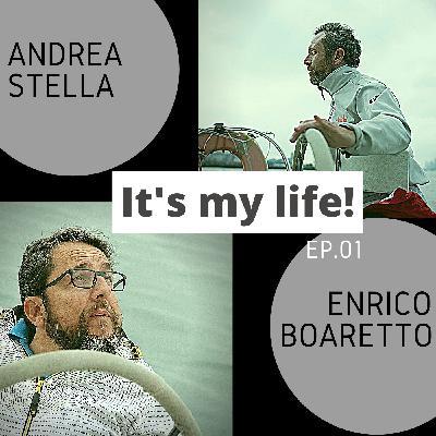 Andrea, Enrico e l'avventura di Klaxon