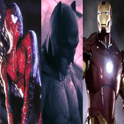 Top 10 Superhero Costumes