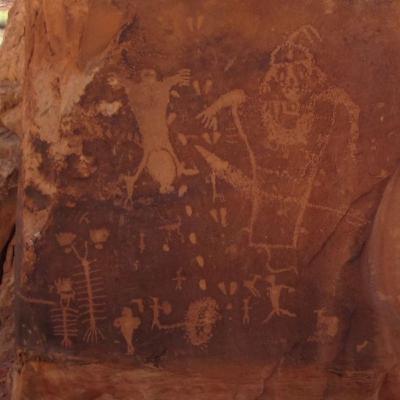 A Navajo Legend of Creation