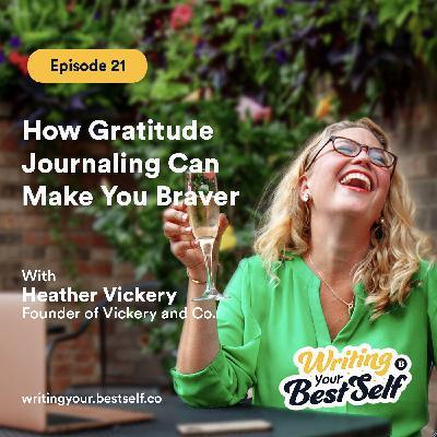 How Gratitude Journaling Can Make You Braver