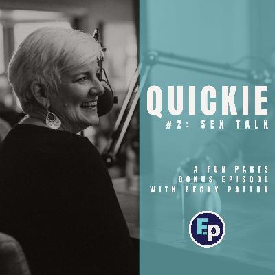 [QUICKIE] Sex Talk