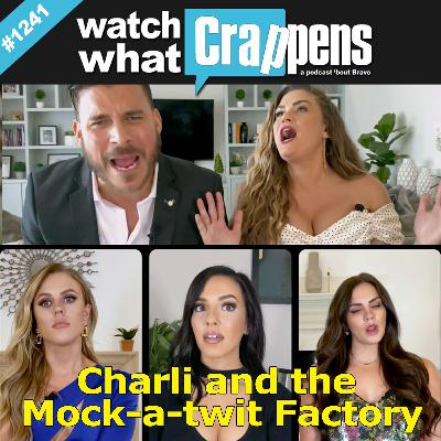 PumpRules: Charli and the Mock-a-twit Factory