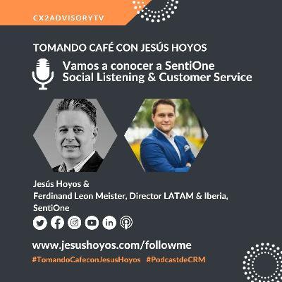 Edición Podcast - Tomando Café Con Jesús Hoyos - Vamos A Conocer A SentiOne