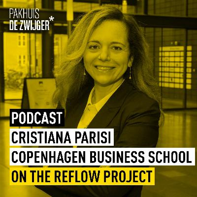 Cristiana Parisi on the Reflow Project