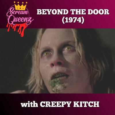 """BEYOND THE DOOR (1974) with CREEPY KITCH - """"""""The child must be born..."""""""