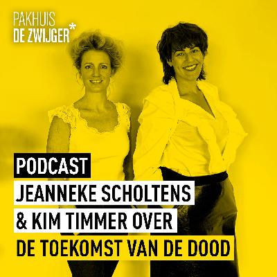 Jeanneke Scholtens en Kim Timmer over de toekomst van de dood