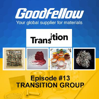 Transition Group - Materials Inside Podcast Episode #13