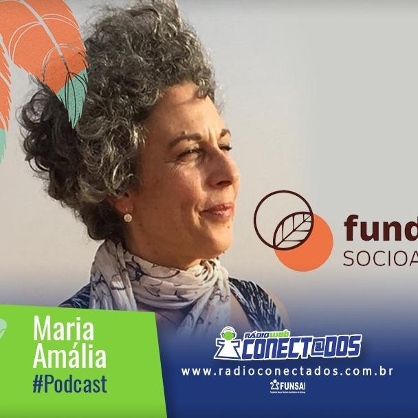 Maria Amália Souza - Paiaiá na Conectados