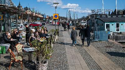 Why Sweden Isn't Locking Down
