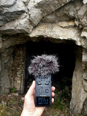 3476: Inside a mountain war bunker