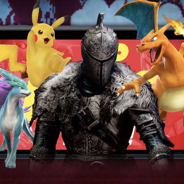 Pokemon Switch Leak, Dark Souls Remastered Details, Nintendo's Bezel Engine, and more - Nintendo Voice Chat Ep. 402