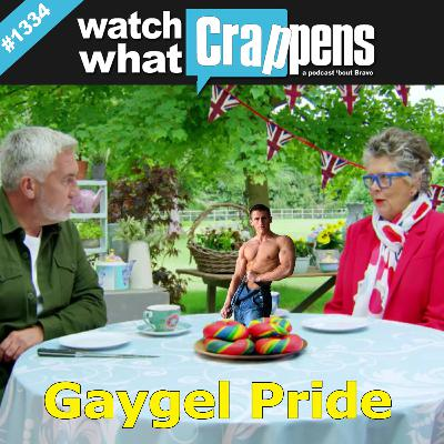 Great British Baking Show: Gaygel Pride