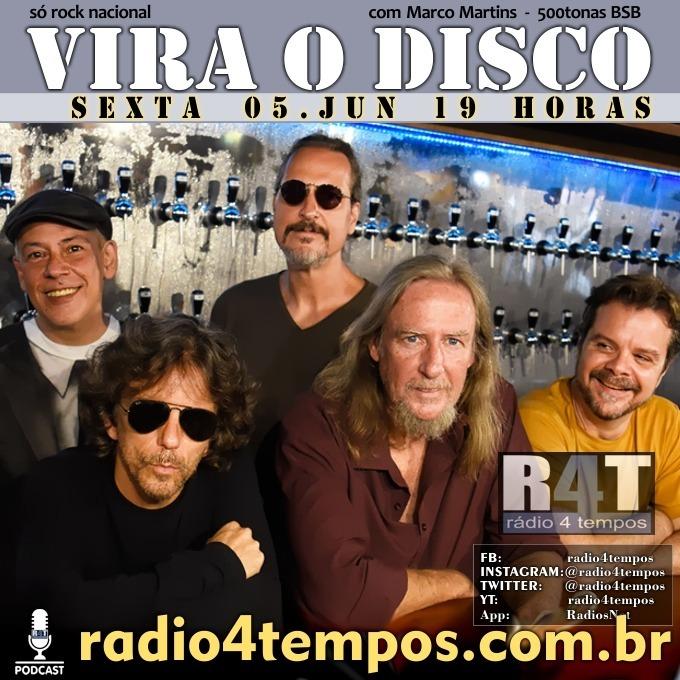 Rádio 4 Tempos - Vira o Disco 64:Rádio 4 Tempos