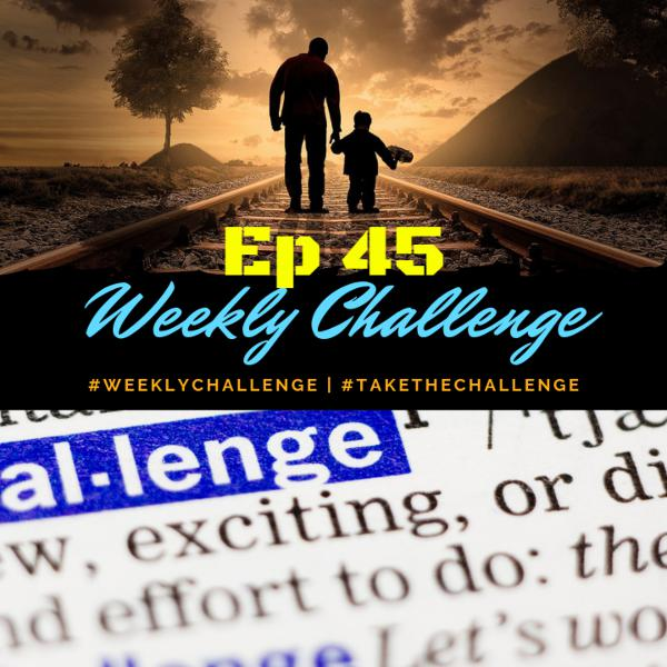 #WeeklyChallenge   From Ep 45 Freewill Book Review