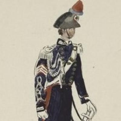 Episodio 24. La scuola per marescialli d'alloggio aspiranti al grado di sottotenente (1883-1907)
