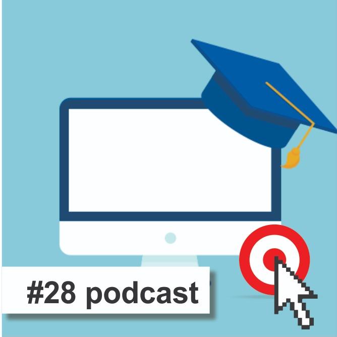 Podcast #28 Educação a distância cresce 17,6% em 2017