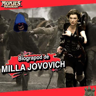 161 - Biograpod de Milla Jovovich 🧟♂️🥊 🦸♀️